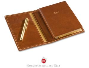 Luxury Leather Notebook No. 1