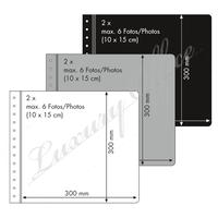 Carton sheets, grey, rounded corners, pack of 20