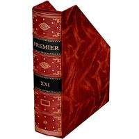 Premier Magazine holder, red