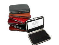 Leather Businesscardholder