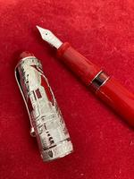 Fountain Pen in sterling silver (1)