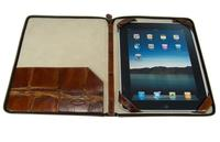 Leather I-pad Case