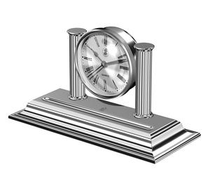 Clock with pen tray